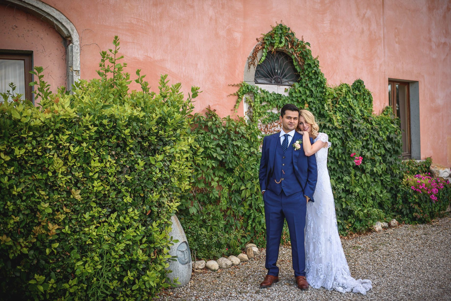 Tuscany wedding photography - Roisin and Moubin - Guy Collier Photography (148 of 251)