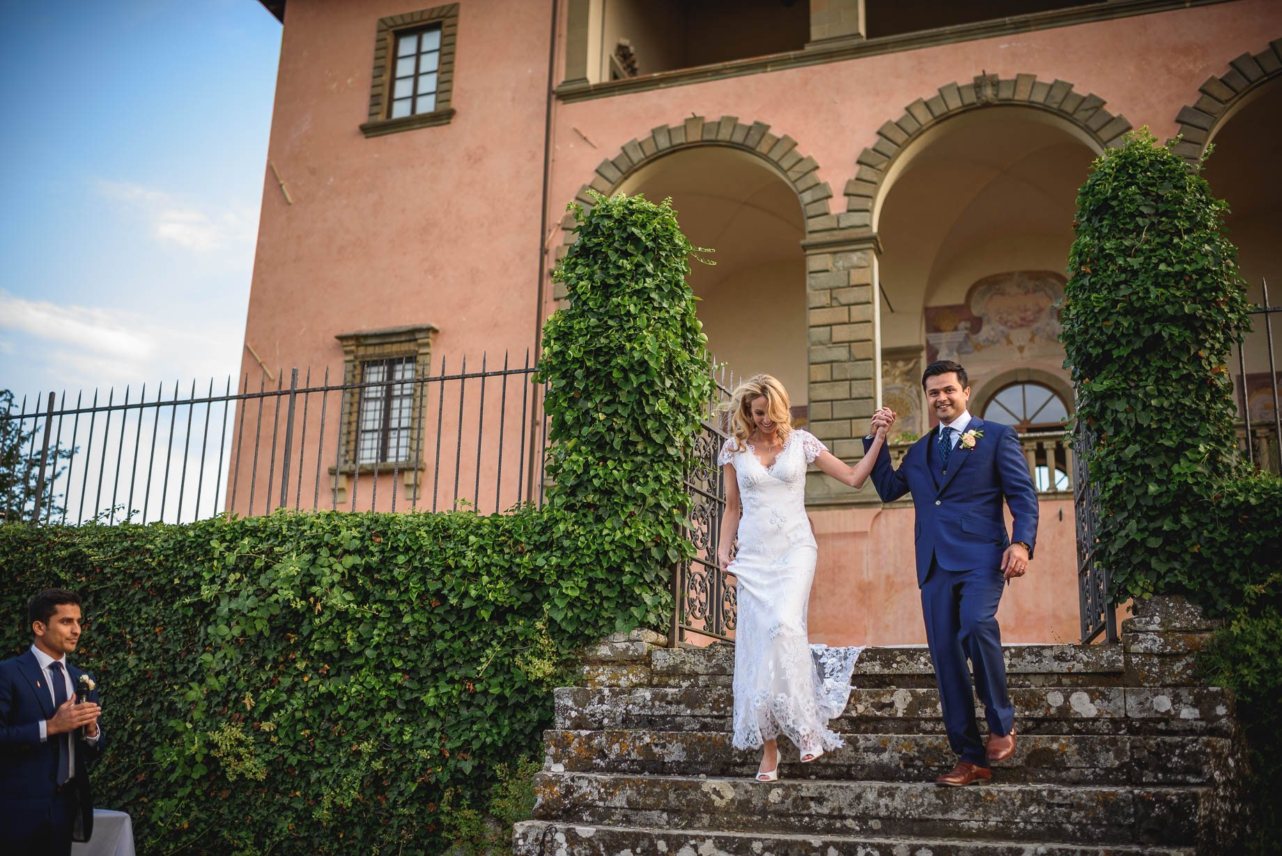 Tuscany wedding photography - Roisin and Moubin - Guy Collier Photography (166 of 251)