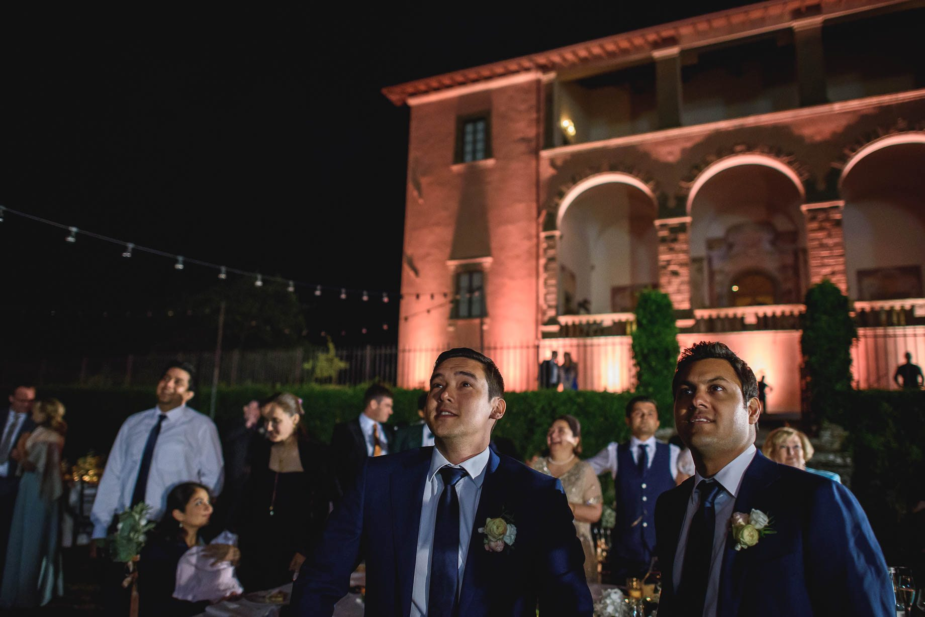 Tuscany wedding photography - Roisin and Moubin - Guy Collier Photography (208 of 251)