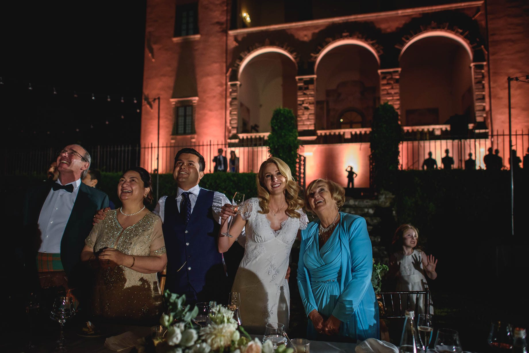 Tuscany wedding photography - Roisin and Moubin - Guy Collier Photography (210 of 251)