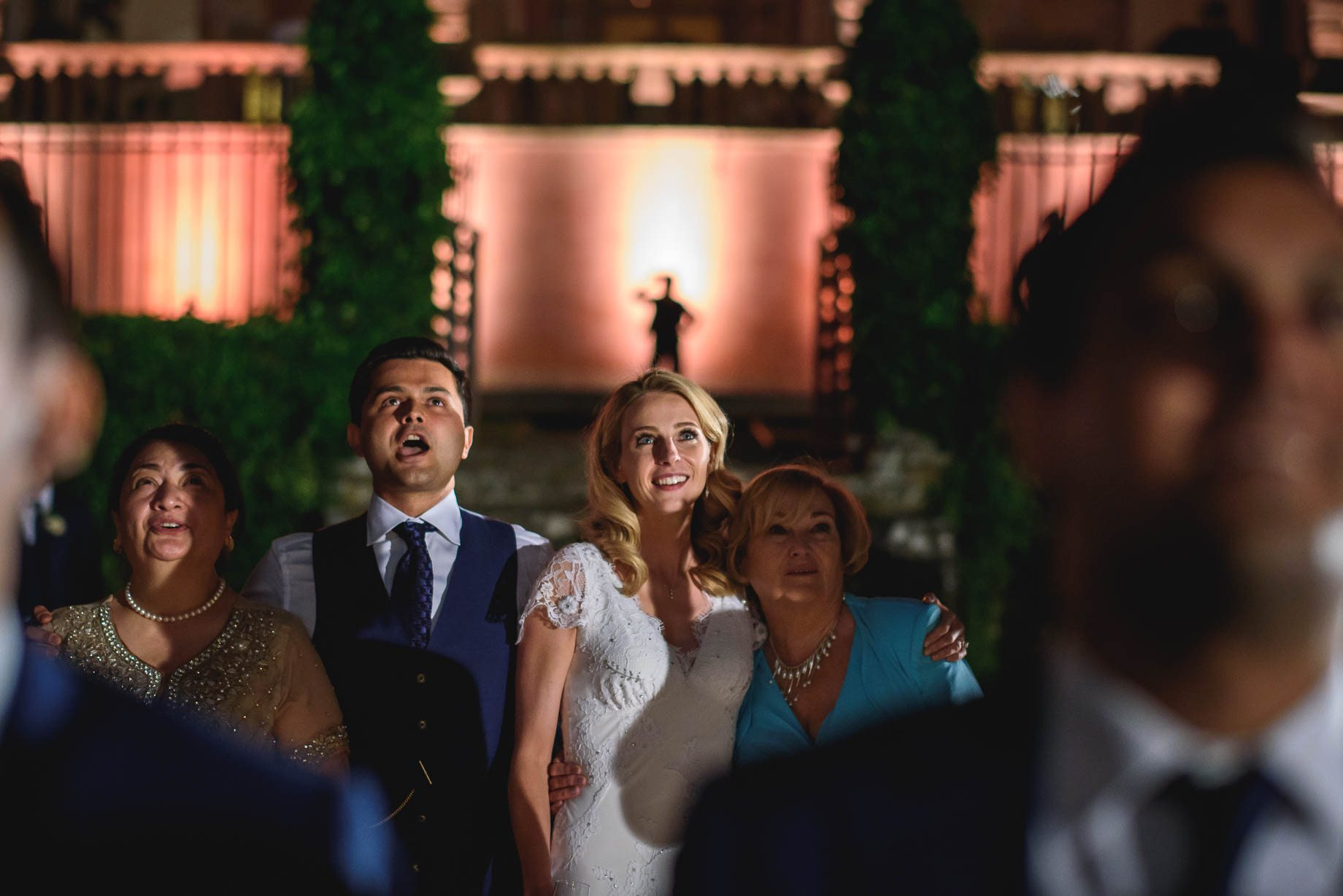 Tuscany wedding photography - Roisin and Moubin - Guy Collier Photography (213 of 251)