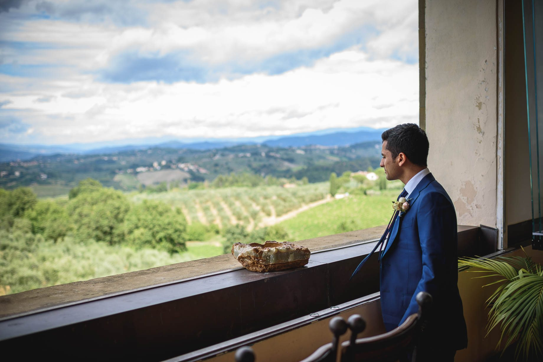 Tuscany wedding photography - Roisin and Moubin - Guy Collier Photography (55 of 251)