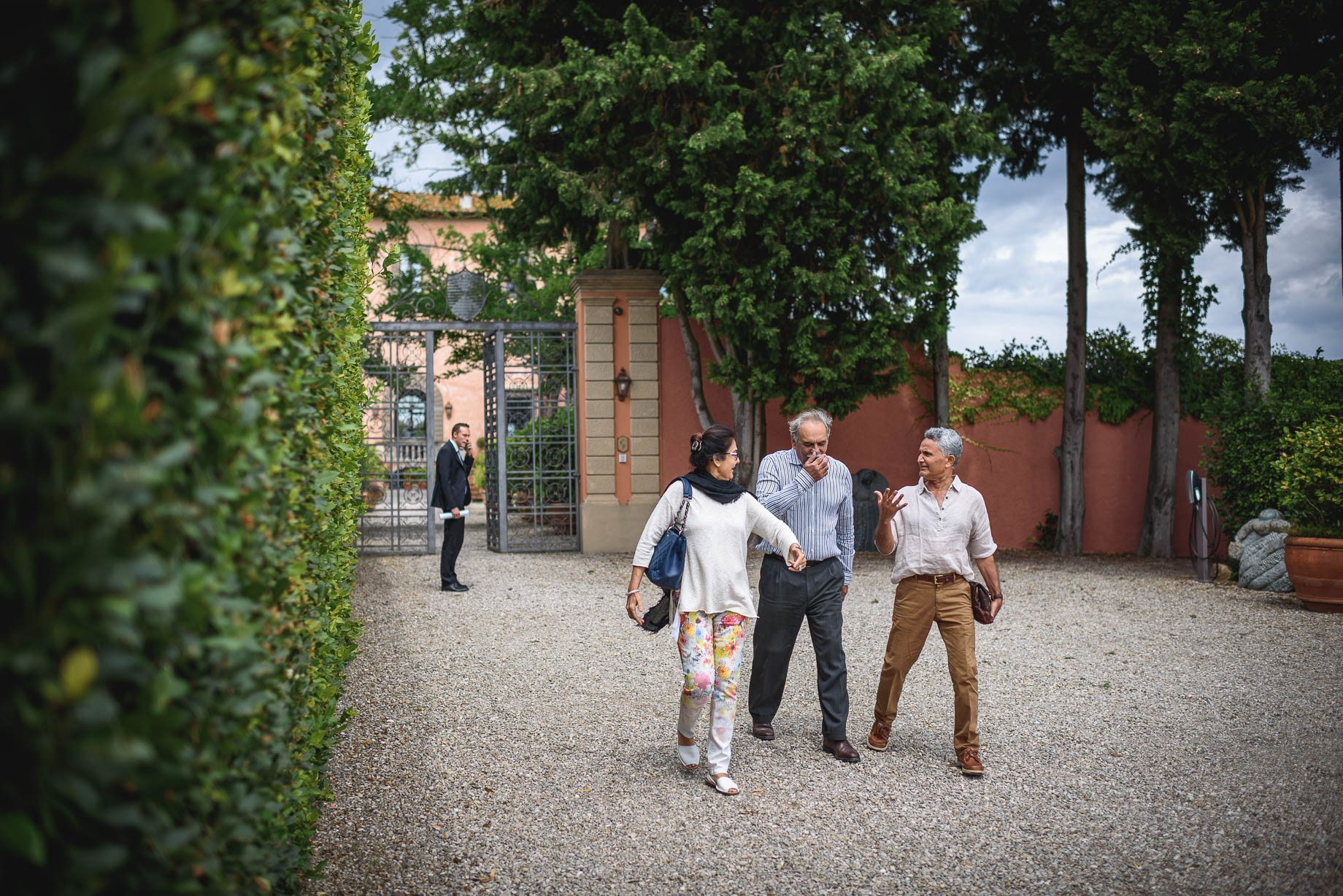 Tuscany wedding photography - Roisin and Moubin - Guy Collier Photography (9 of 251)