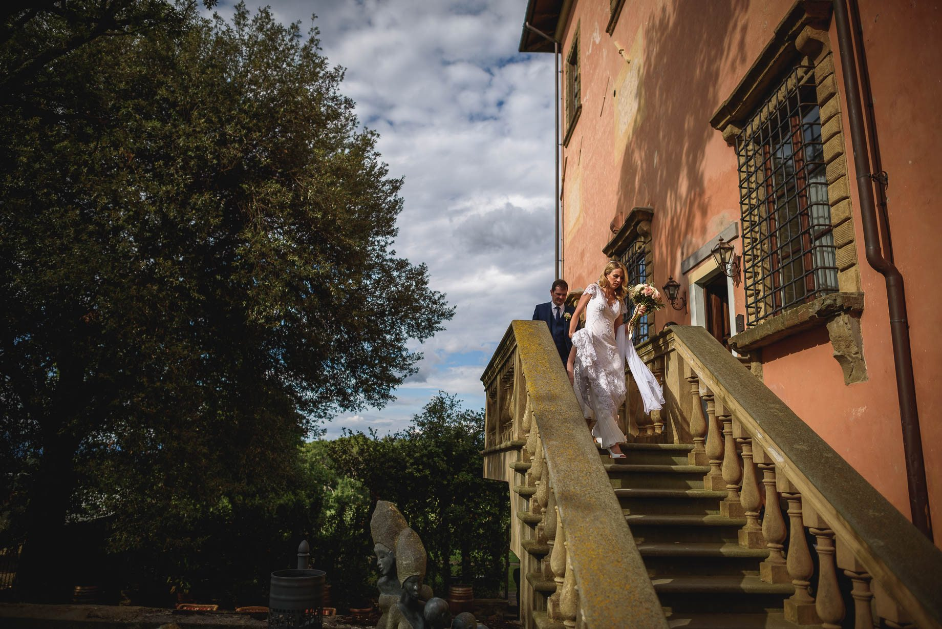Tuscany wedding photography - Roisin and Moubin - Guy Collier Photography (98 of 251)