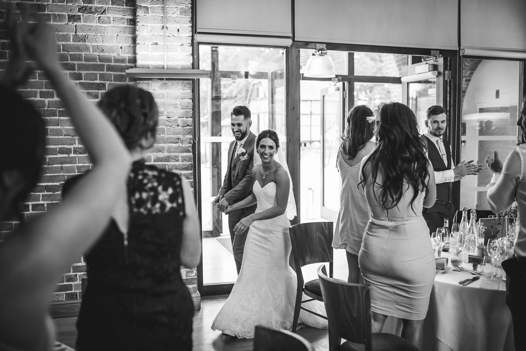 Wasing Park wedding photography - Holly + Gary