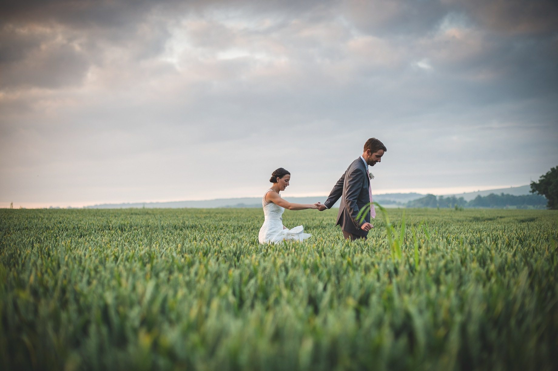 West Sussex wedding photography by Guy Collier - Sue and Stephen
