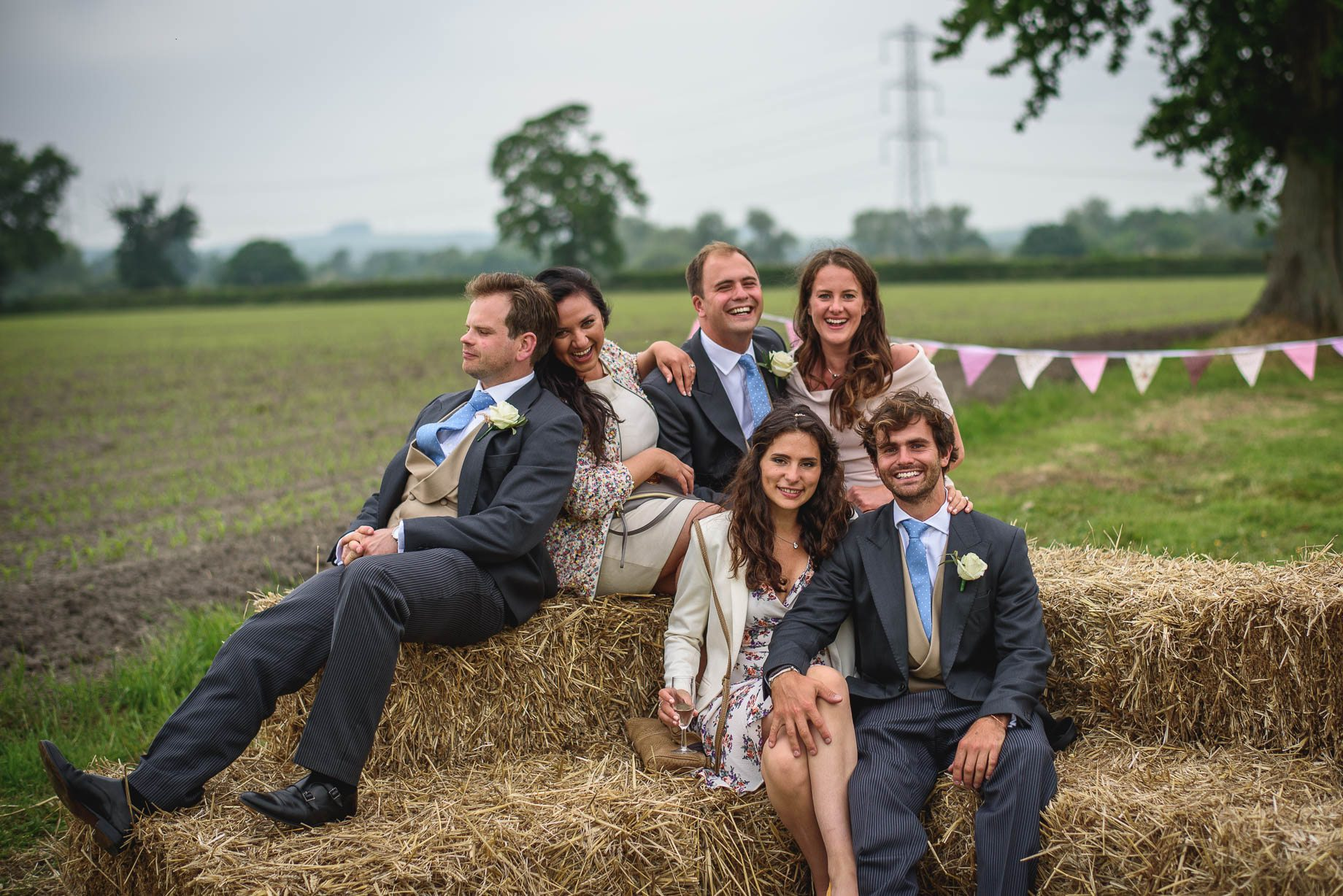 Wiltshire wedding photography by Guy Collier - Lucie and Matt (122 of 198)