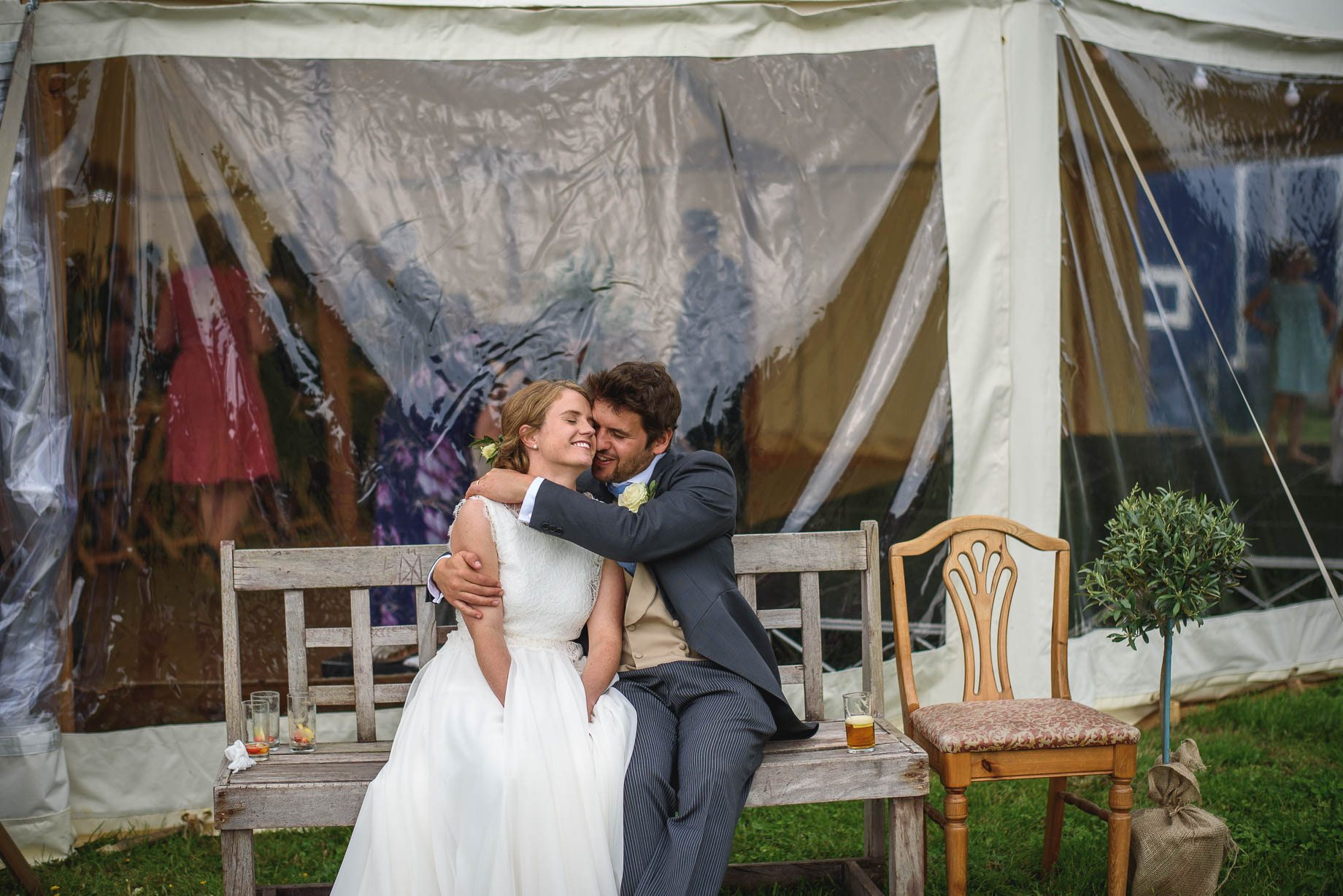 Wiltshire wedding photography by Guy Collier - Lucie and Matt (134 of 198)