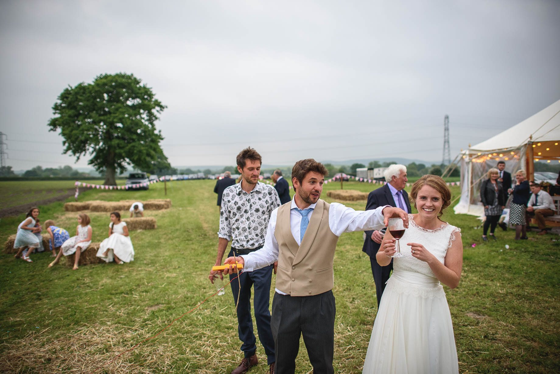 Wiltshire wedding photography by Guy Collier - Lucie and Matt (184 of 198)