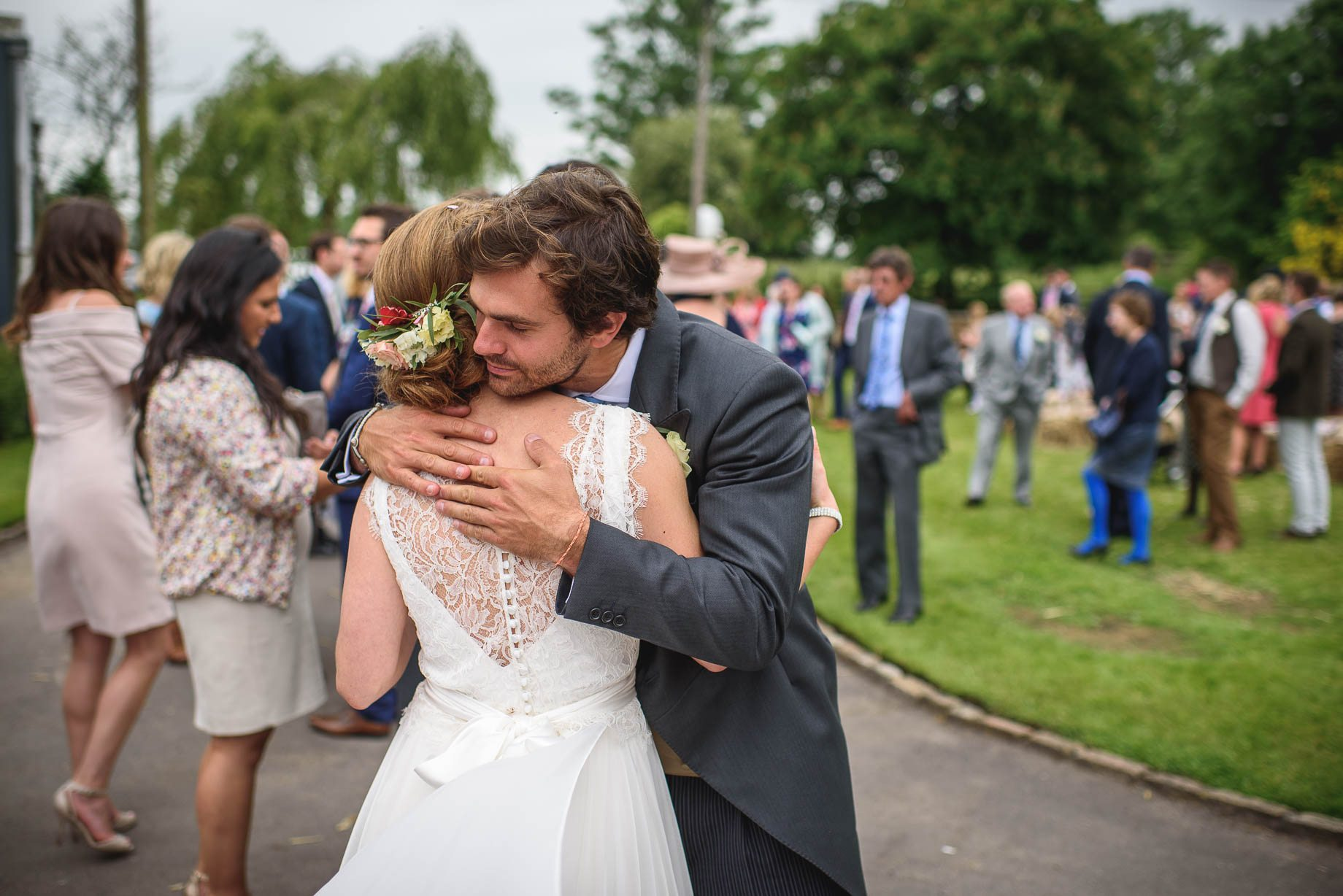 Wiltshire wedding photography by Guy Collier - Lucie and Matt (74 of 198)